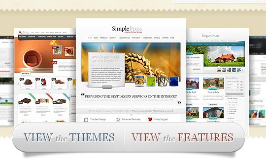 Best WordPres Theme Club - Elegant Themes