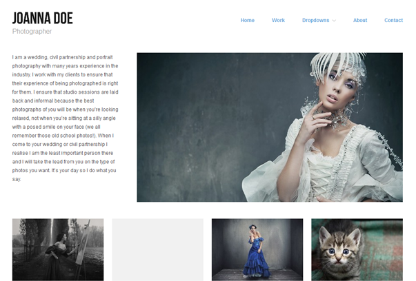Hatch theme for wordpress