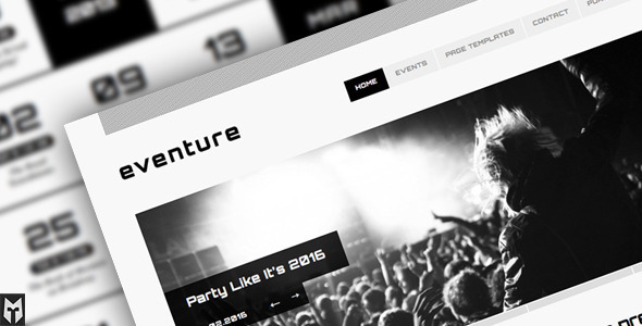 eventure music theme