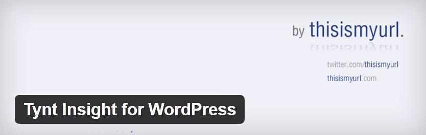 tynt insight for wordpress