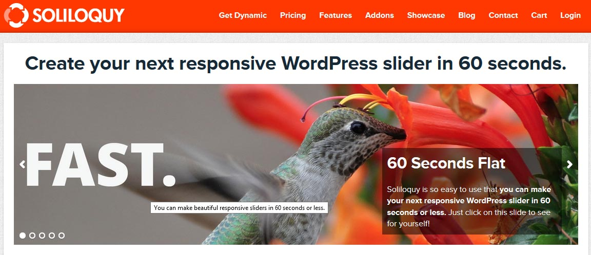 Soliloquy Plugin Review: The Perfect Slider plugin for WordPress