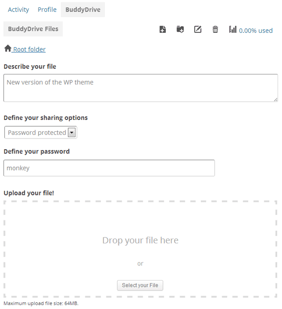 Add New Files
