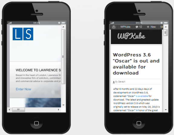 How to Preview WordPress sites on Mobile Devices