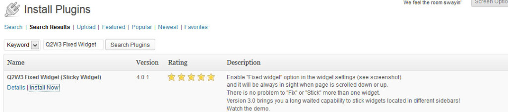 install plugin step1