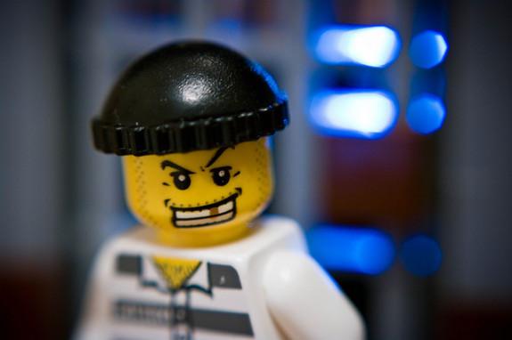 Content Scraping Lego