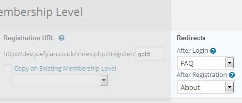 WishList Member Tutorial 03