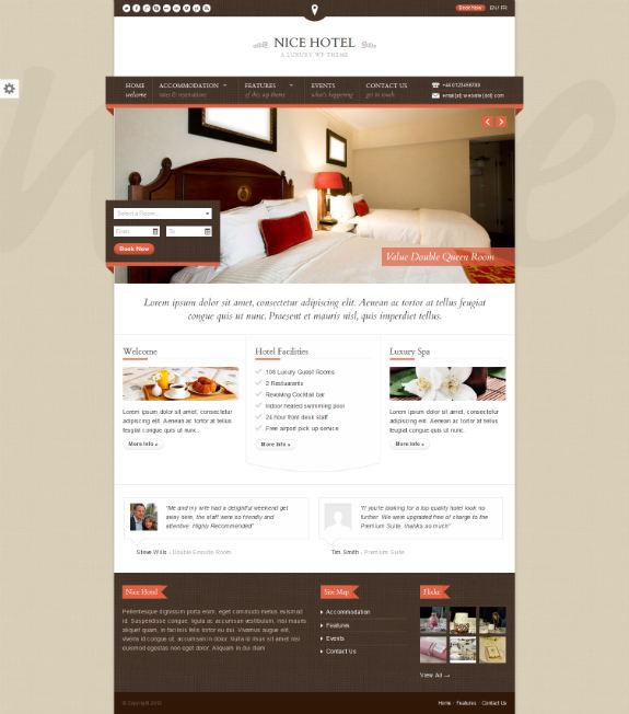 Nice Hotel - A Luxury WP Theme 2014-01-25 17-25-25