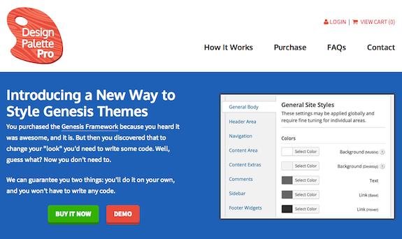 Design Palette Pro for Genesis