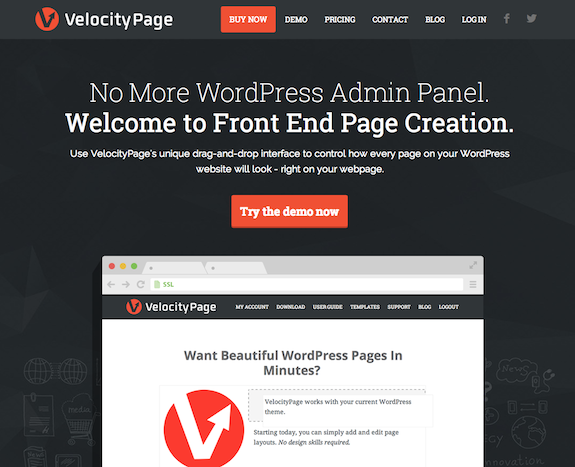 VelocityPage Plugin Review