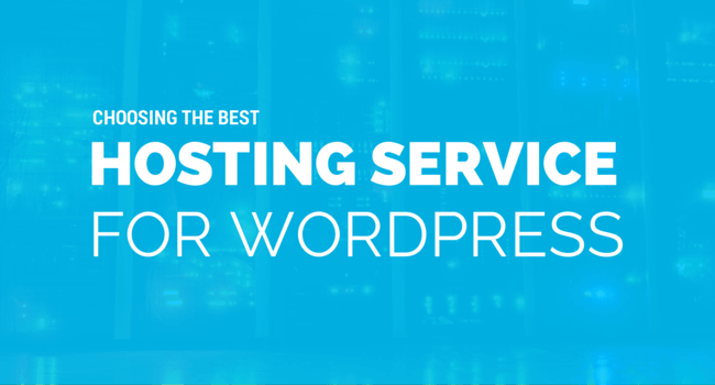 Choosing Hosting for Your WordPress Website