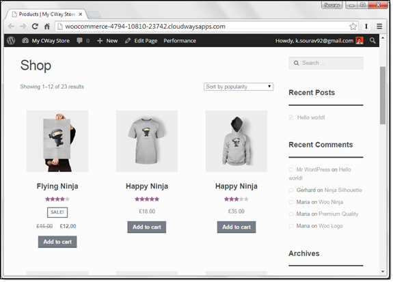 11-wp-woocommerce-2-store-frontend