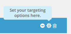 Targeting Options