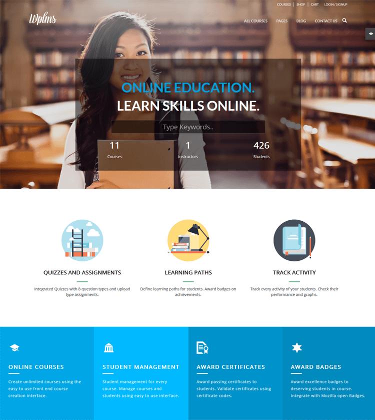 education theme