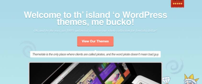 ThemeIsle WordPress Themes Review: Are You Pirate Enough?