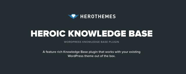 heroic-wordpress-knowledge-base-review