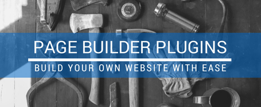 10 Drag And Drop Page Builder Plugins: Build Any Website With Zero Effort