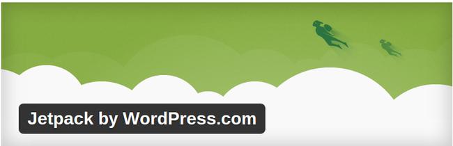 The Jetpack WordPress plugin.
