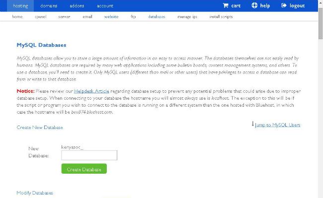 mysql-databases-screen