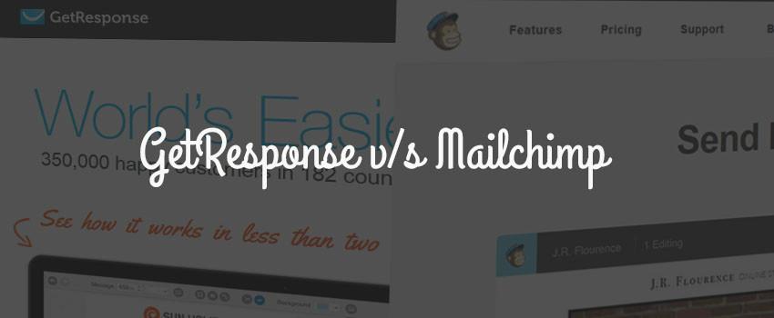 GetResponse vs MailChimp: A Detailed Comparison Review