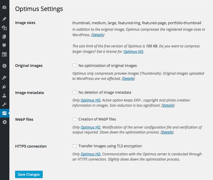 Optimus_Plugin_Settings