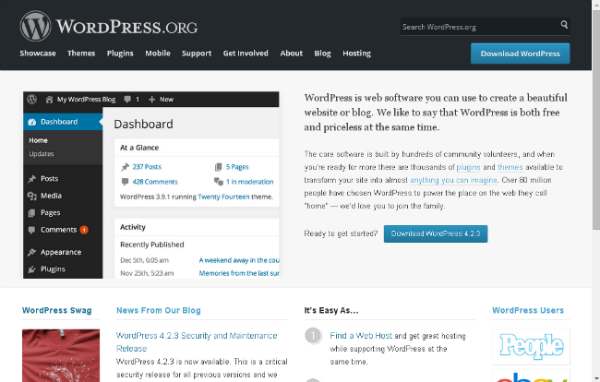 wordpress-org-website