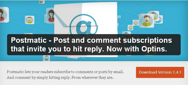 postmatic-wordpress-comment-plugin