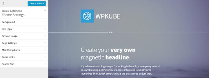 wpkube-customizer