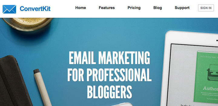 ConvertKit Email marketing roundup
