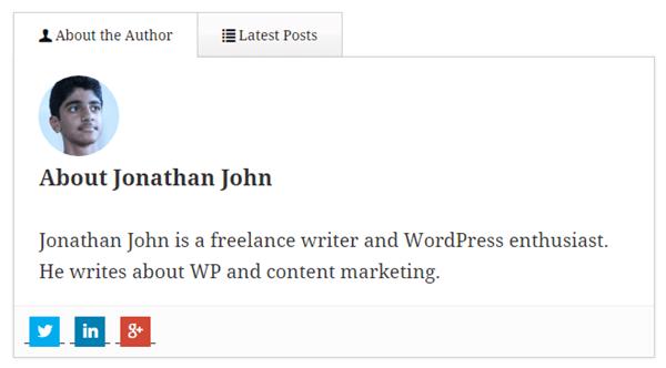 WP-Author-Box-Lite