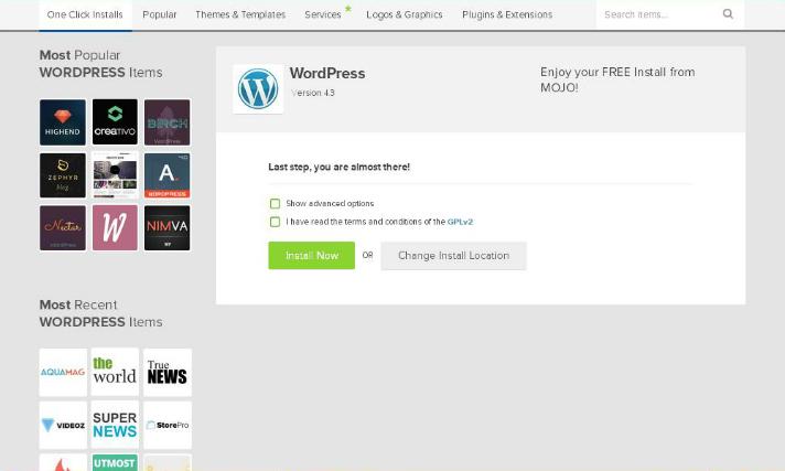 how-to-install-wordpress-mojo-marketplace-wordpress-install-last-step