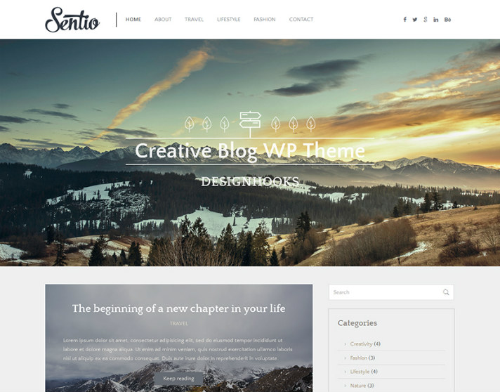 best-free-wordpress-themes-sentio-theme