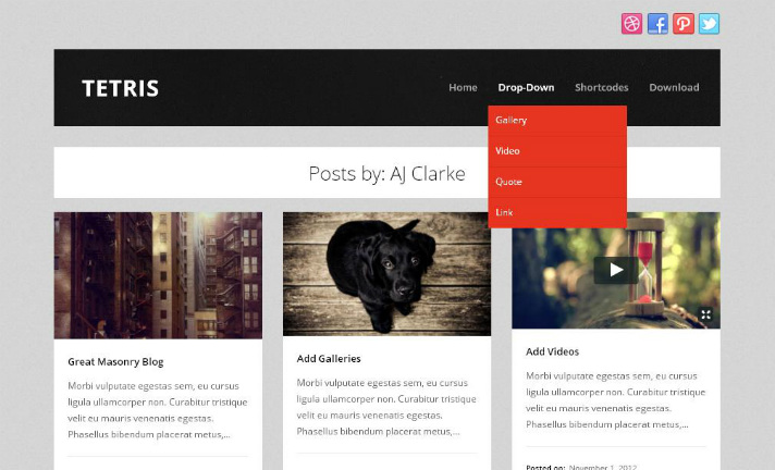 best-free-wordpress-themes-tetris