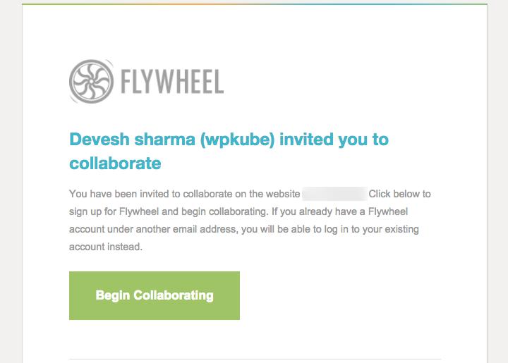 FlyWheel Managed WordPress Hosting Email