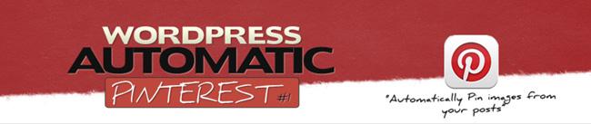 WordPress Automatic Pinterest