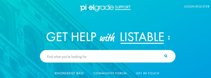 Listable-Support