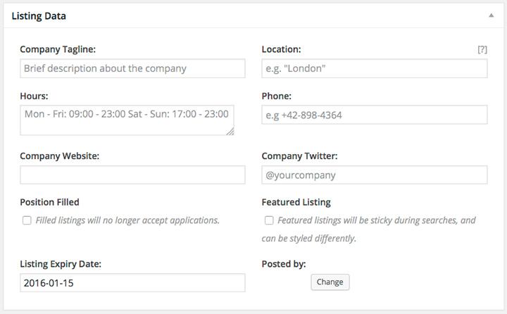 Listable-listing-data