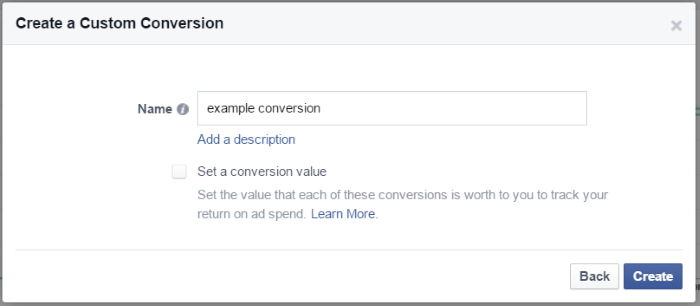 Conversion Tracking 3