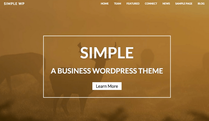 Free Themes - Simple Lite