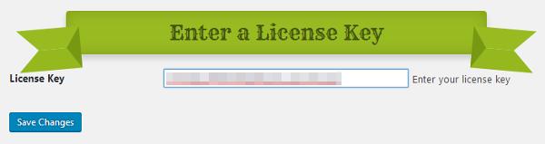 ProfilePress - Activate License Key