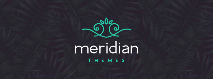 Meridian Themes - Niche WordPress Themes: 8 Theme Shops You Should Know