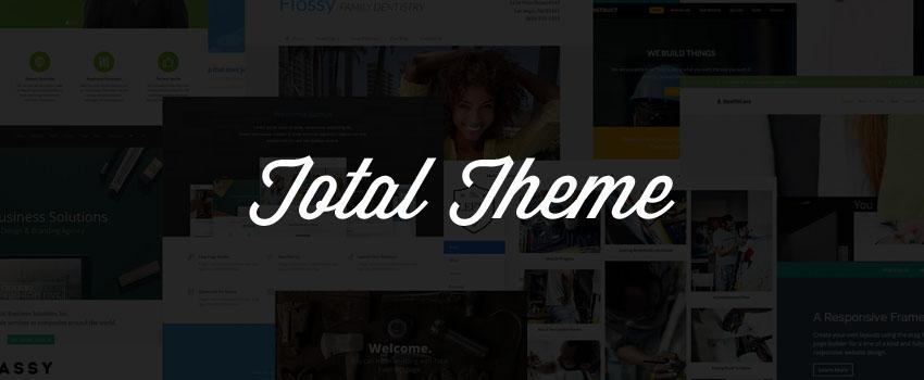 Total Multi-Purpose WordPress Theme by WPExplorer: A Review
