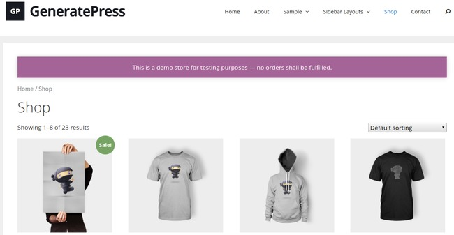 generatepress-shop