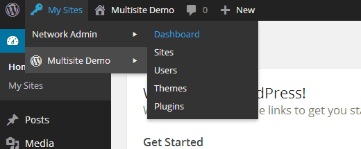 network-admin-dashboard