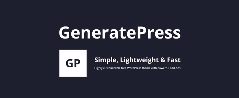GeneratePress Review: A Simple, Highly-Rated Blogging Machine?