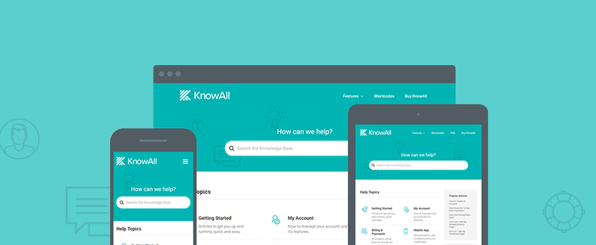 KnowAll Review – A Full-Featured WordPress Knowledge Base Theme
