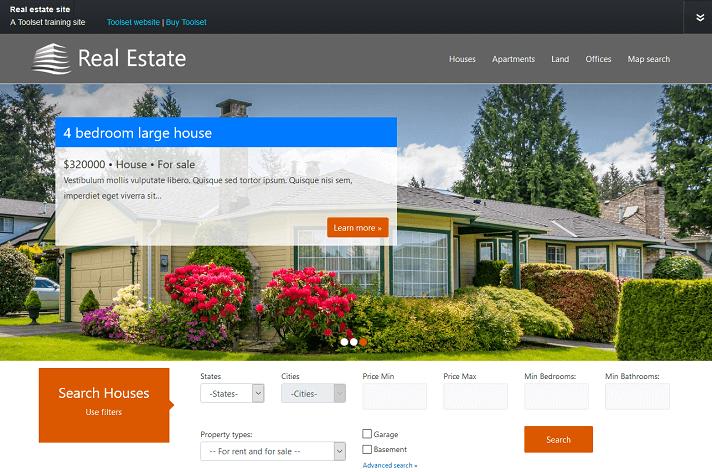 toolset real estate