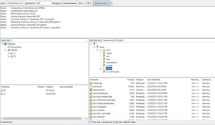 how to find uploads folder