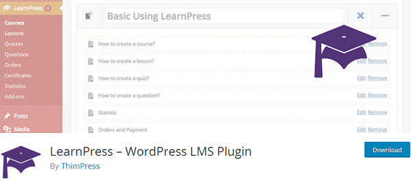 LearnPress WordPress Plugin