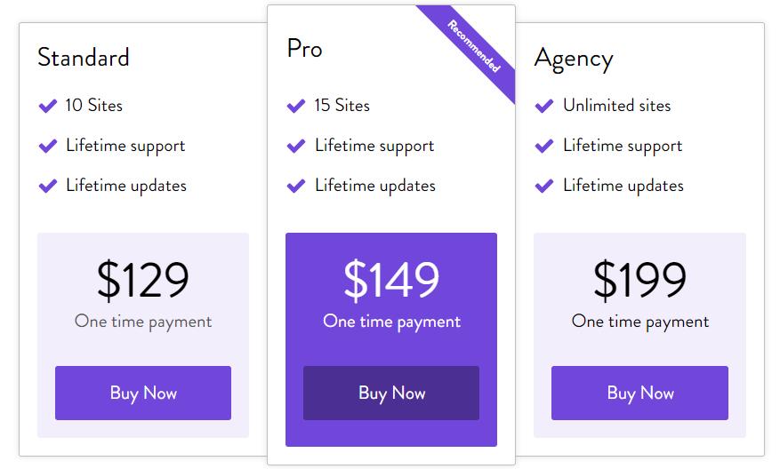 Oxygen 2.1 pricing