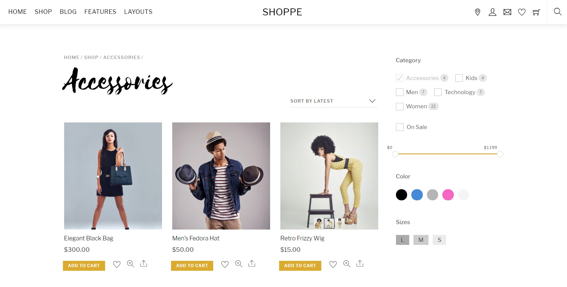 Shoppe - WooCommerce WordPress themes